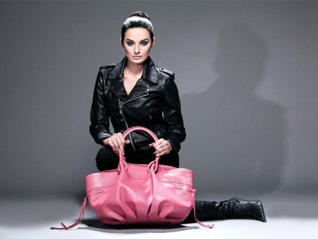 Leather Fashion Style